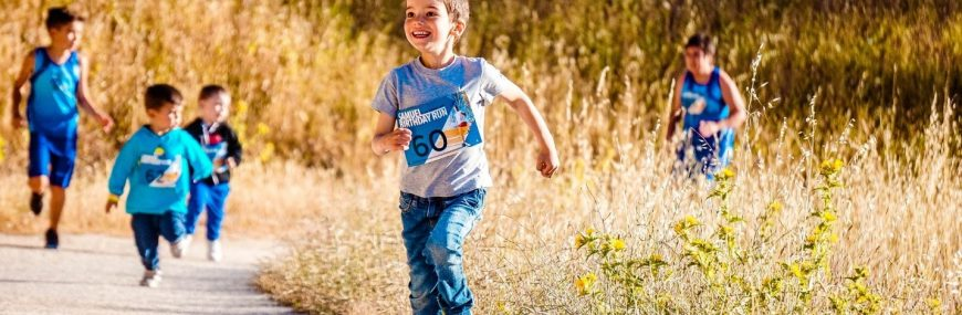 Summer-holiday activities for kids